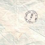 Mamoiada, lettera stalking anni '70