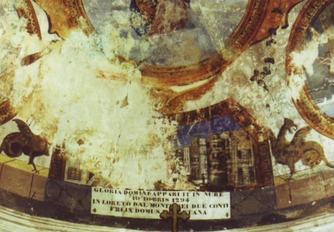 affreschi_Chiesa_di_Loreto_1800_circa