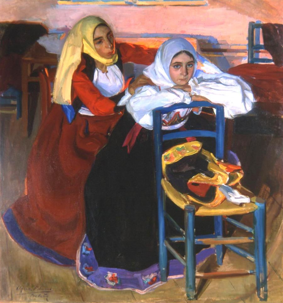 Donne di Mamoiada Ortiz Echague