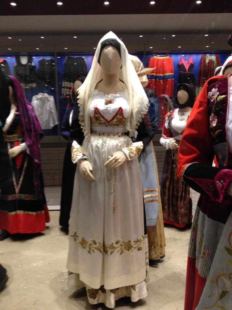 costume donna zulia