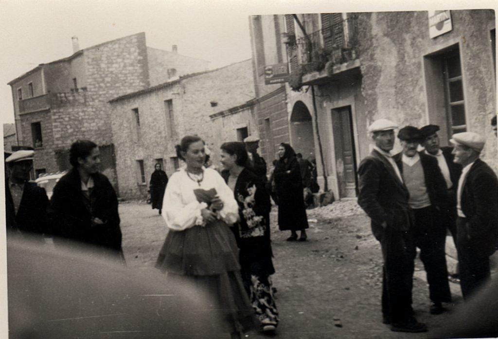 piazza santa croce veduta casa angelina balia