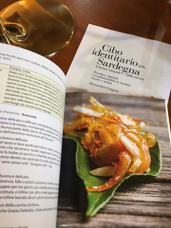 cibo identitario della Sardegna