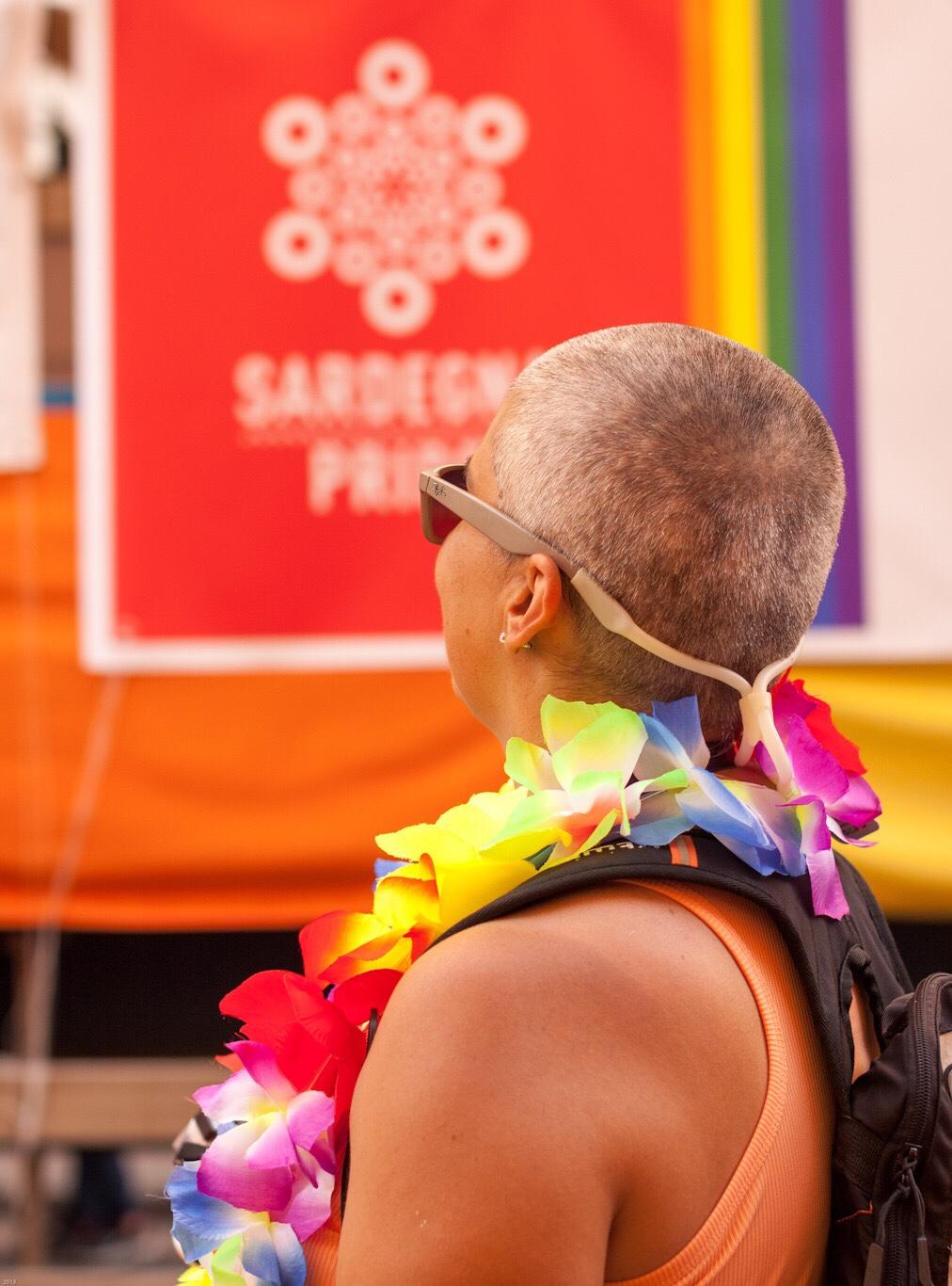 Barbaricina al Sardegna Pride