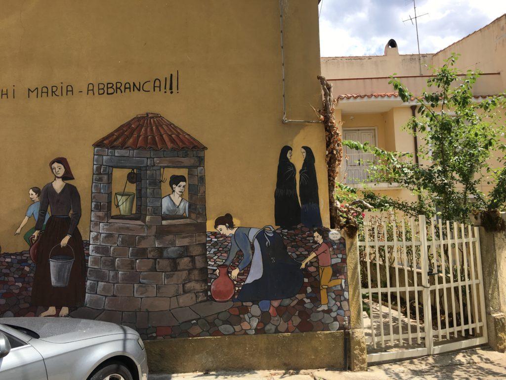 murales mamoiada