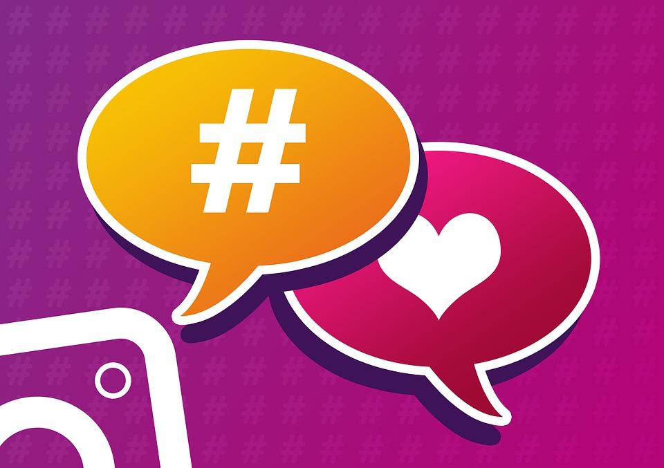 instagram hashtag
