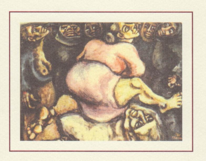 Il ballo dell'argia di Giovanni Canu