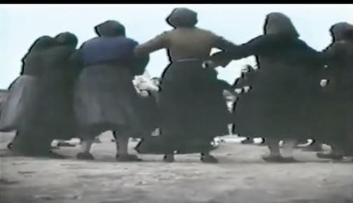 il ballo dell'argia