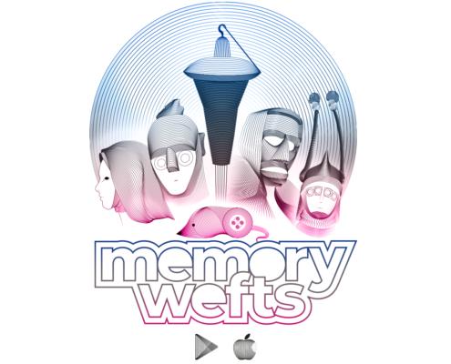 videogioco memory wefts