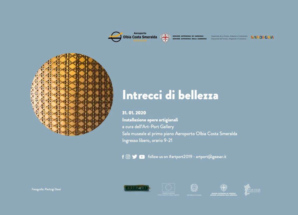 Intrecci di Bellezza - Art Port Olbia