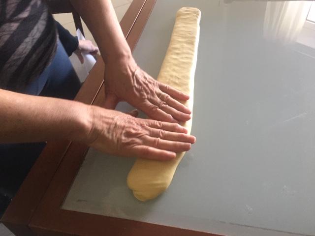 preparazione pistoccheddos