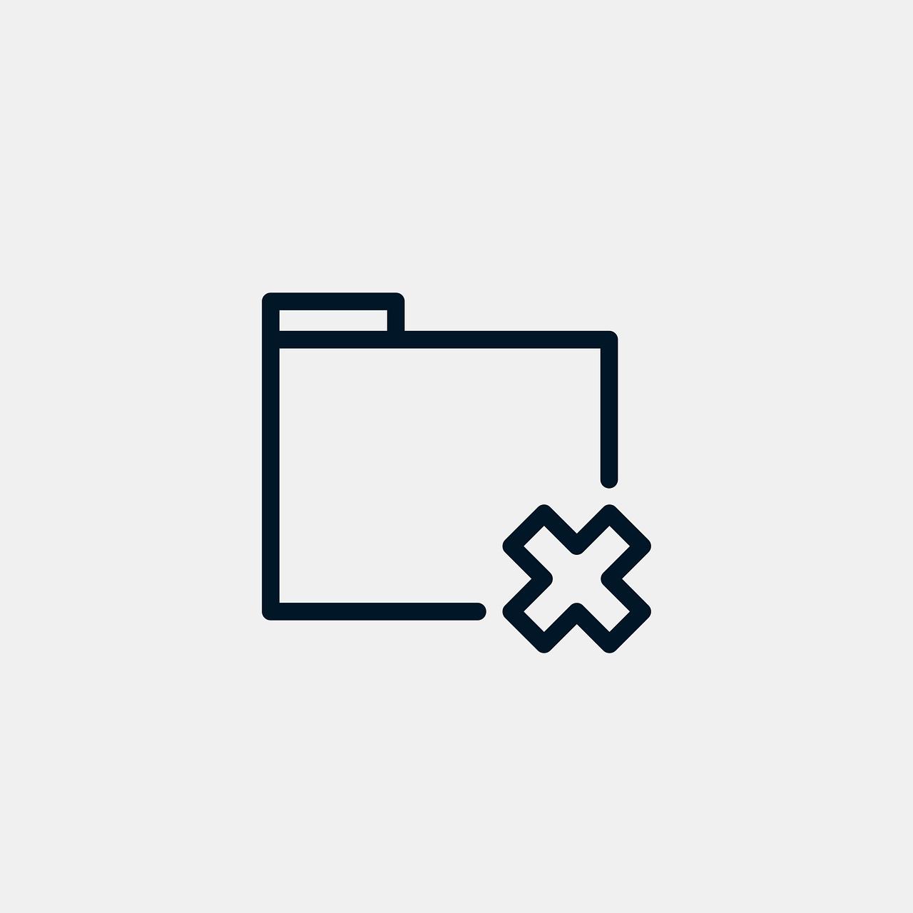 formattare i file