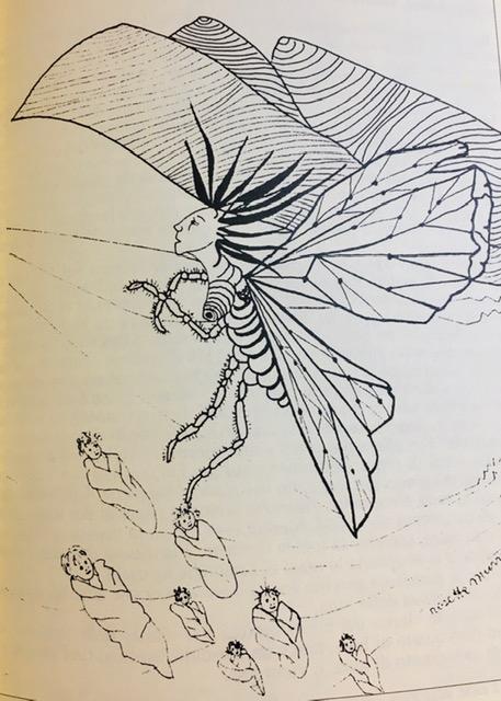 sa surbile disegno di Rosetta Murru