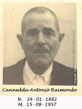 Antonio Raimondo Canneddu