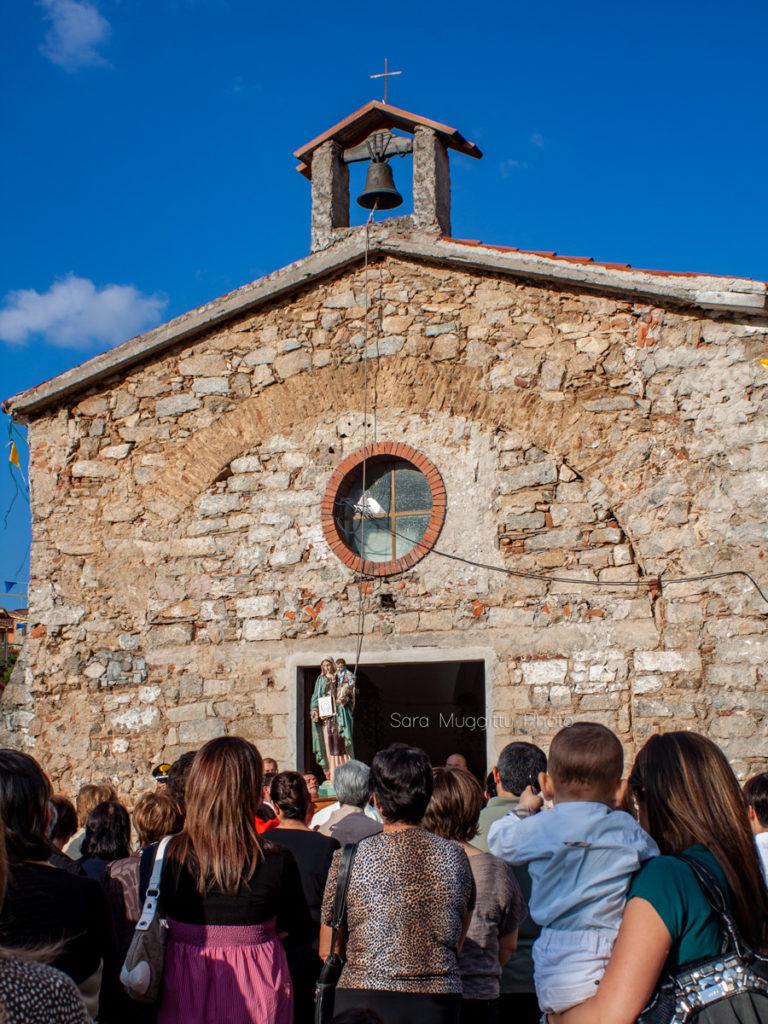 la chiesa del carmelo prima del restauro